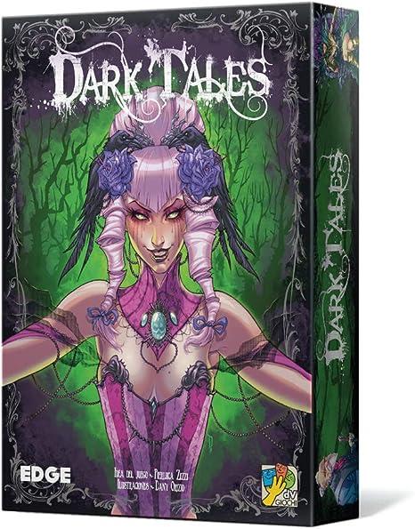 Edge Entertainment Dark Tales - Juego de Mesa EDGKT01: Amazon.es: Juguetes y juegos