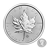 2018 1 oz .9999 Silver Maple Leaf