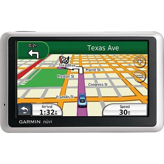 Garmin nüvi 1300LMT 4.3-Inch Portable GPS Navigator with Lifetime on