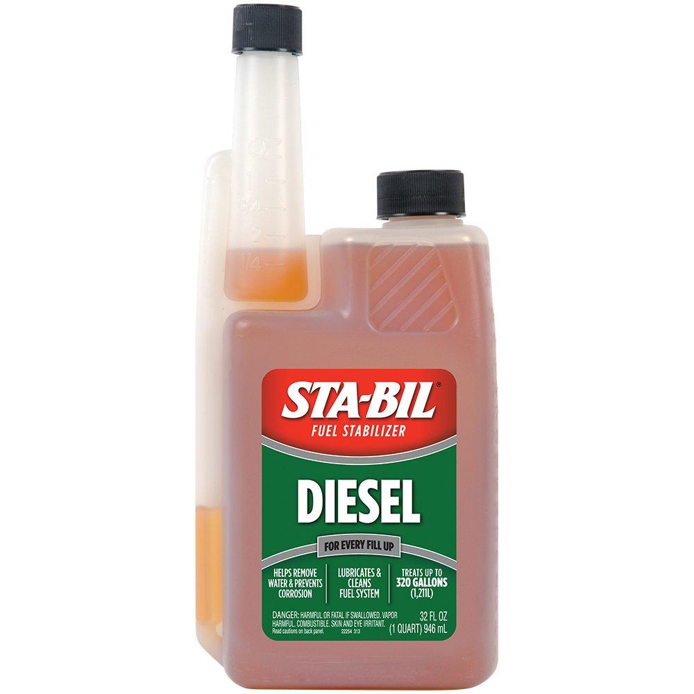 STA-BIL 22254-4PK Diesel Formula Fuel Stabilizer, (Pack of 4) by DieselPower