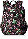 Vera Bradley Women's Campus Tech Backpack-Signature, Winter Berry
