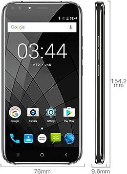Smartphone ID ID imprenditore 5.5 Pulgadas HD Android 7 mtk6850 a Quad Core a 1.3 GHz hasta 4 Cámaras Mi teléfono móvil 2 GB ram 16 GB ROM 32 GB Móvil: Amazon.es: Electrónica