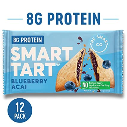 Smart Tart - Pasteles para tostadora (12 unidades, sin ...