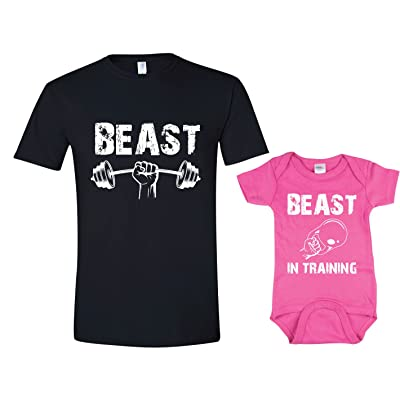 Texas Tees, Father Baby Matching Outfits, Dad and Me Shirts,: Clothing