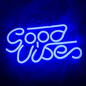 Good Vibes Neon Signs (13