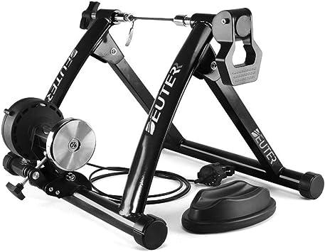 Lixada Rodillos para Bicicletas en Casa Magnético Plegable con 6 ...