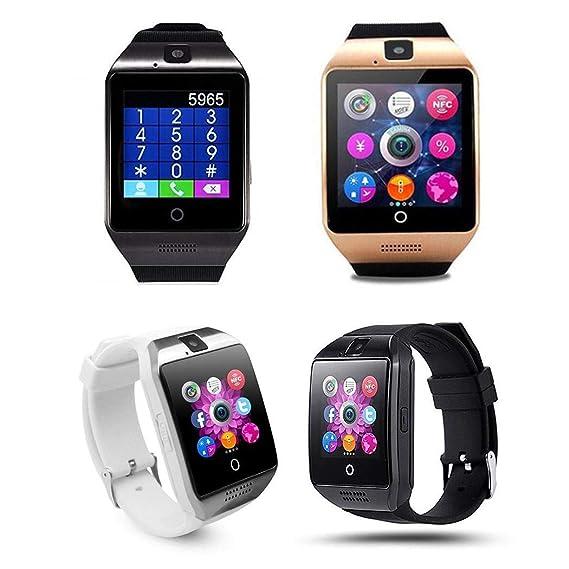 Amazon.com: Bluefringe Smartwatch Unisex Fashion Multi ...