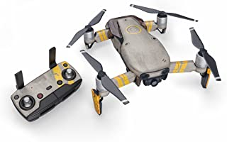 product image for Dystopia 51 Piece Decal Kit for DJI Mavic Air Drone - Includes Drone Skin, Controller Skin and 3 Battery Skin