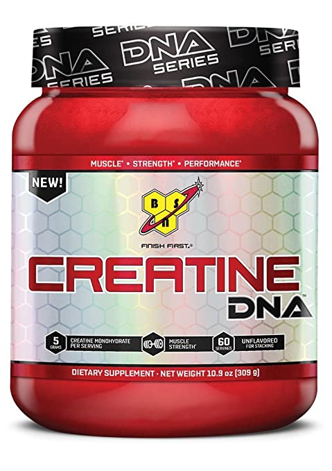 Product thumbnail for BSN Micronized Unflavored Monohydrate Creatine