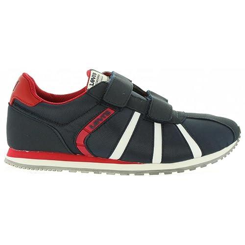 Zapatillas Deporte de Niño y Niña y Mujer Levis VALA0002T ALMAYER 0040 Navy: Amazon.es: Zapatos y complementos