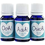 Natural Birthing Company Bosom Buddies Breastfeeding Oils