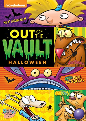 Out of the Vault Halloween Collection]()