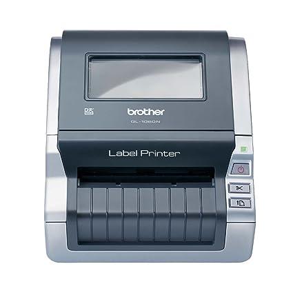 Brother QL1060N - Impresora de Etiquetas con Tarjeta de Red ...