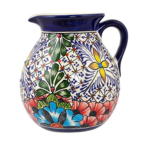 green ceramic pitchers - 5