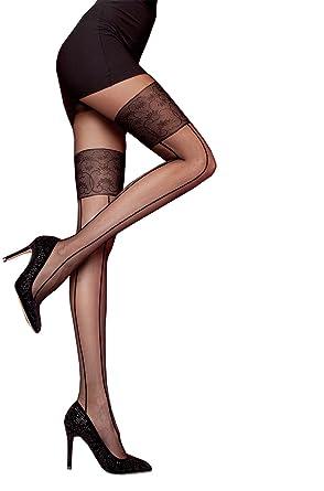 Fiore - Collants - Femme  Amazon.fr  Vêtements et accessoires a2b0475ae5e