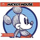 2018 Mickey Mouse Wall Calendar (AMCAL)