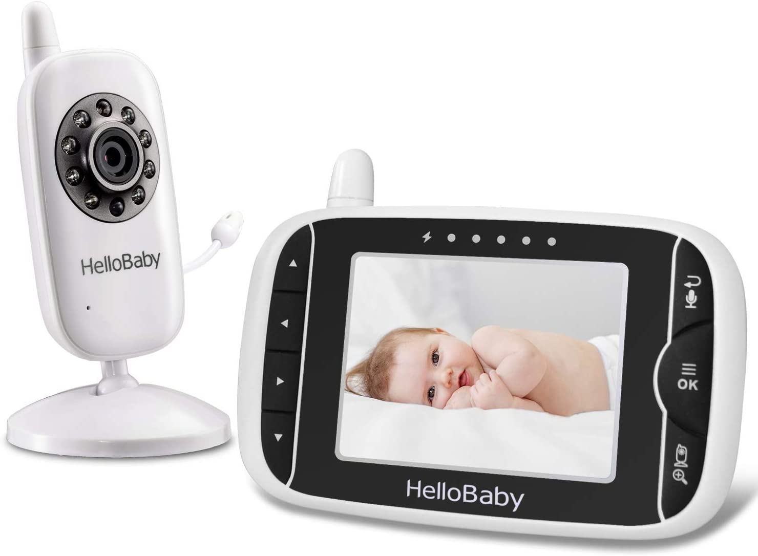 HelloBaby Video Baby Monitor