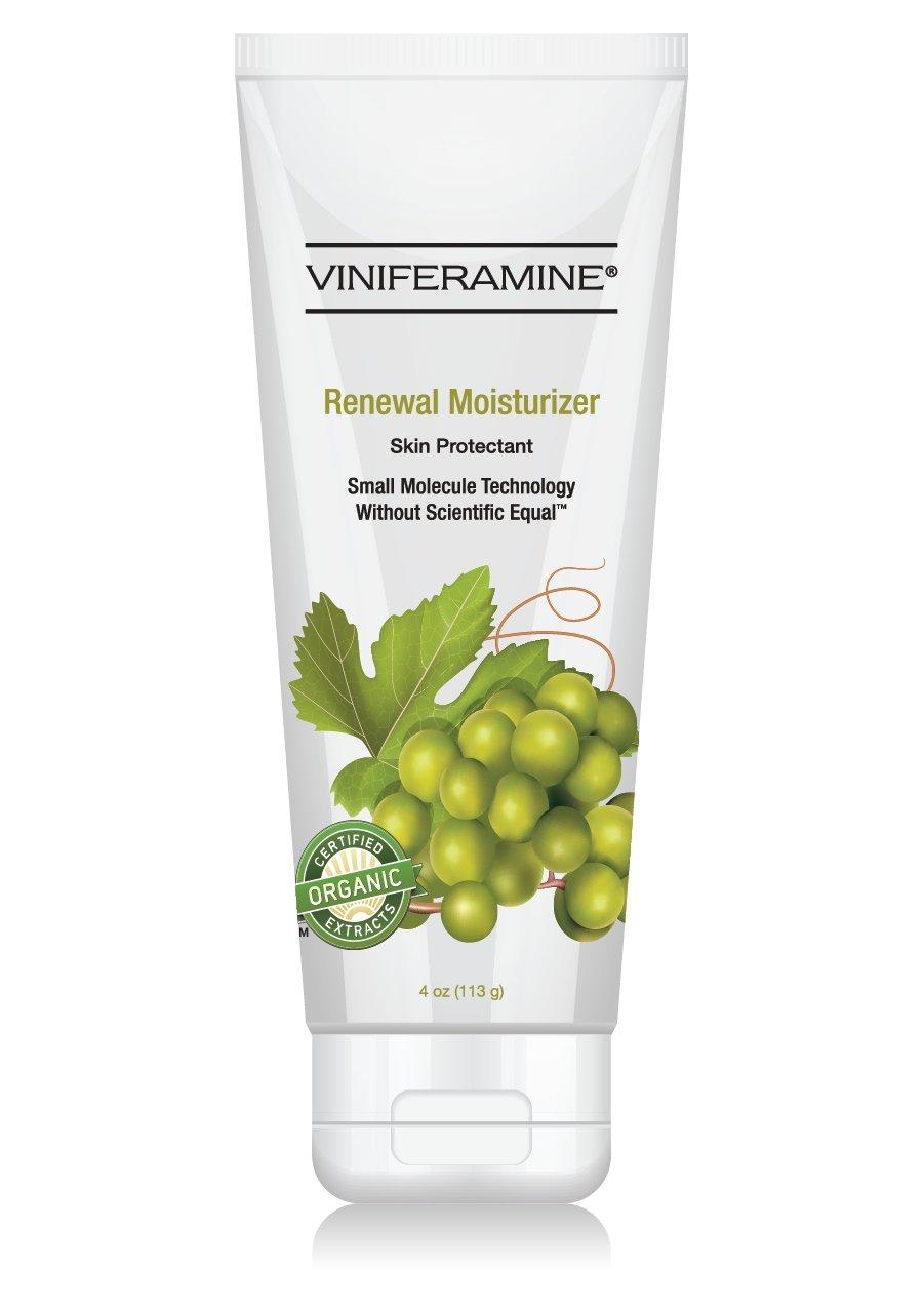 Viniferamine Renewal Moisturizer Skin Protectant