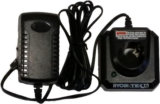 Amazon.com: Ryobi TEK4 ap4800 Li-on cargador de 4 V 10 ...