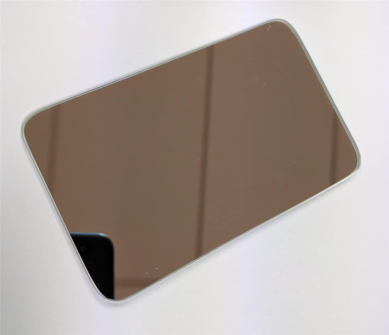 Quality Car Sun Visor Interior Extra Stick On Mirror Glass - Self Adhesive AutoPower