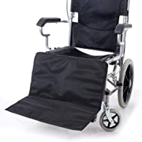 QEES - Reposapiés para silla de ruedas, resistente