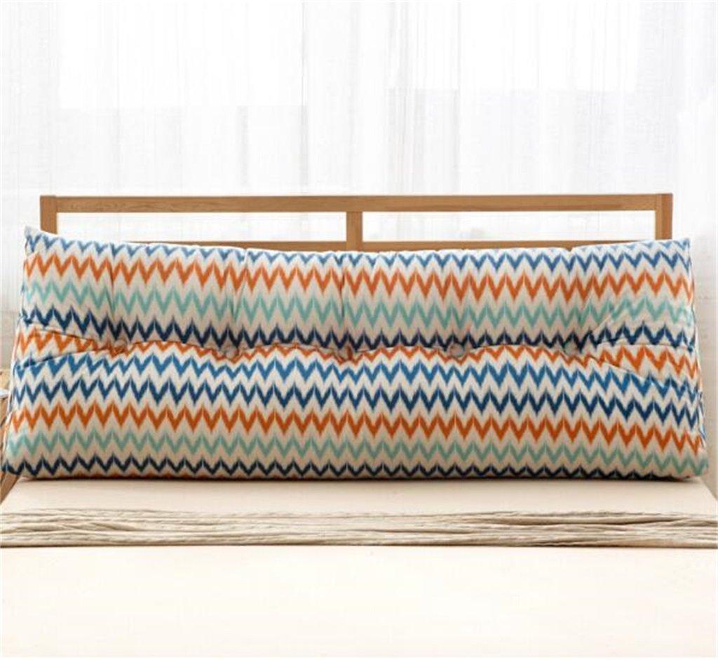 【おまけ付】 クッション 長い三角形のクッションベッド大きな枕ダブルベッドソフトパックベッドの背部のクッションの枕の腰のサポート (色 : A1, サイズ さいず さいず : 22*50*120cm) 22 サイズ*50*120cm) 22*50*120cm A1 B07CGDRXMQ, ニシムラパワーズ:220bc291 --- 4x4.lt