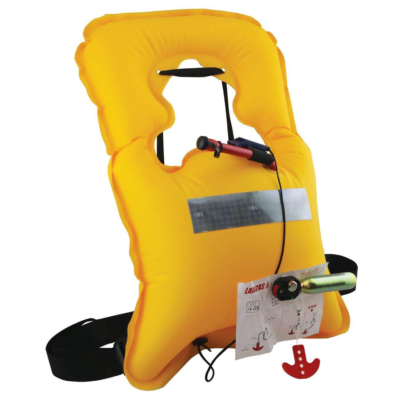 Chaleco salvavidas hinchable, Manual auslösung, ISO 12402 - 4 ...
