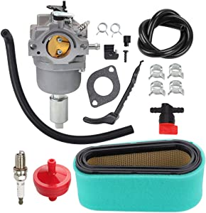 Butom 799727 Carburetor for 791886 495935 690194 498061 499153 698620 496796 498051 695412 498059 Engines with 496894S 496894 Air Filter Tune Up Kit