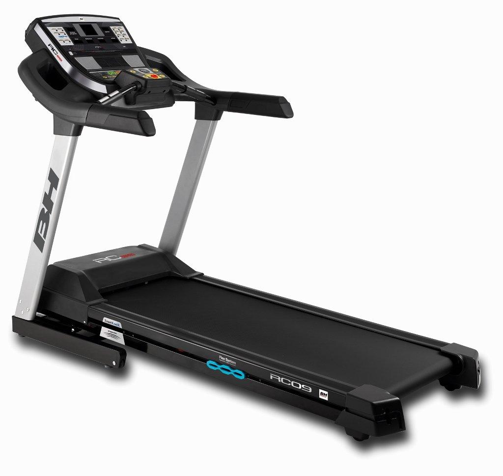 BH Fitness - IRC09 G6180I - Komplett ausgestattedes Laufband
