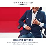 Tommy Hilfiger Girls' Adaptive Track Jacket with