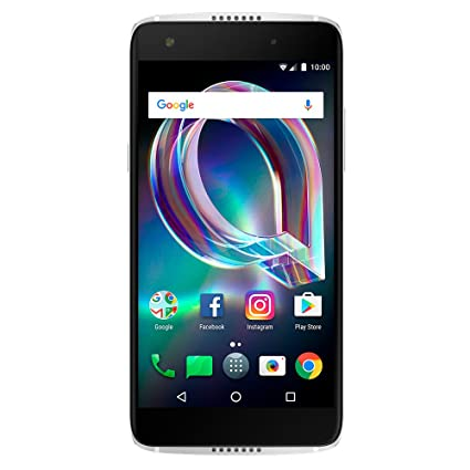 Alcatel Idol 5S 6060S 4G LTE 32GB Android 7 1 Smartphone (Crystal Black) -  GSM Unlocked