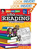 #6: 180 Days of Reading for First Grade (180 Days of Practice)