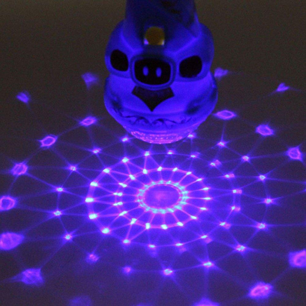 Blau Janly Hot Lustige Beleuchtung Drahtlose Mikrofon Modell Geschenk Musik Karaoke 2018Cute Mini Spielzeug Mikrofonformbeleuchtungsspielzeug