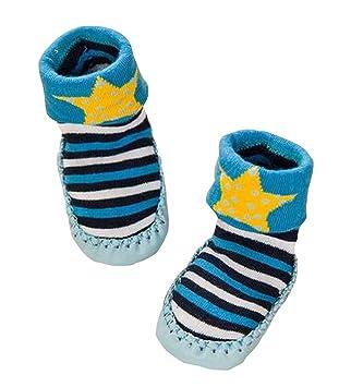zapatos clasicos los Angeles calidad superior Antideslizante Suelo de bebés y niños pequeños calcetines de ...