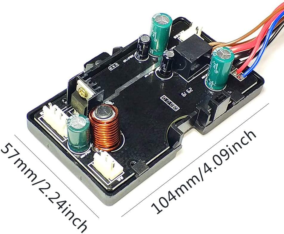 oshidede 12 V 24 V 5 KW 3 KW 8 KW LCD-Steuerplatine Diesel-Lufterhitzer Kofferraum-Motherboard