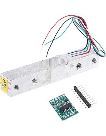 para productos digitales b/áscula electr/ónica de cocina con sensor peso electrodom/ésticos hogar inteligente, C/élula de carga 30 kg aleaci/ón de aluminio sensor de ponderaci/ón alta precisi/ón