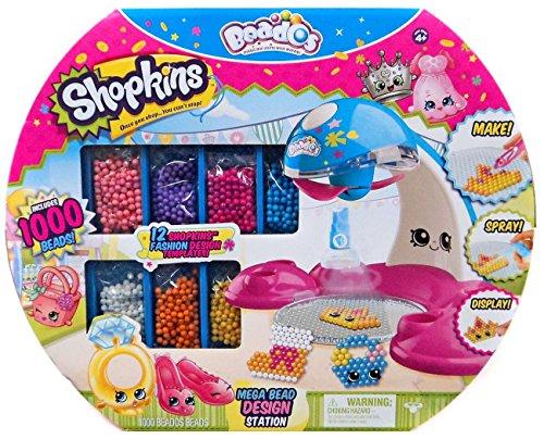 Beados Shopkins Exclusive Mega 1000 Bead Design Station