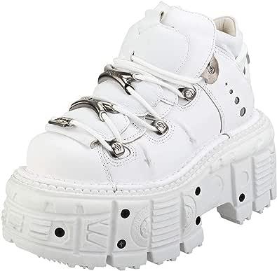 New Rock M-tank106-c1 Unisexo Zapatos Plataforma