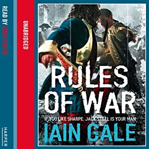 Rules of War Audiobook