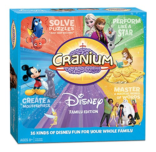 USAopoly Cranium: Disney Family Edition Board Game