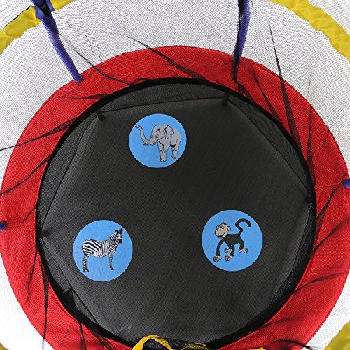 Skywalker Trampolines Mini Trampoline with Enclosure Net by Skywalker Trampolines (Image #9)