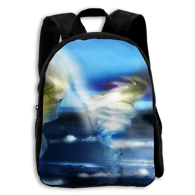 Amazon.com: Los niños fresca de la 3d Tornado mochila: Clothing