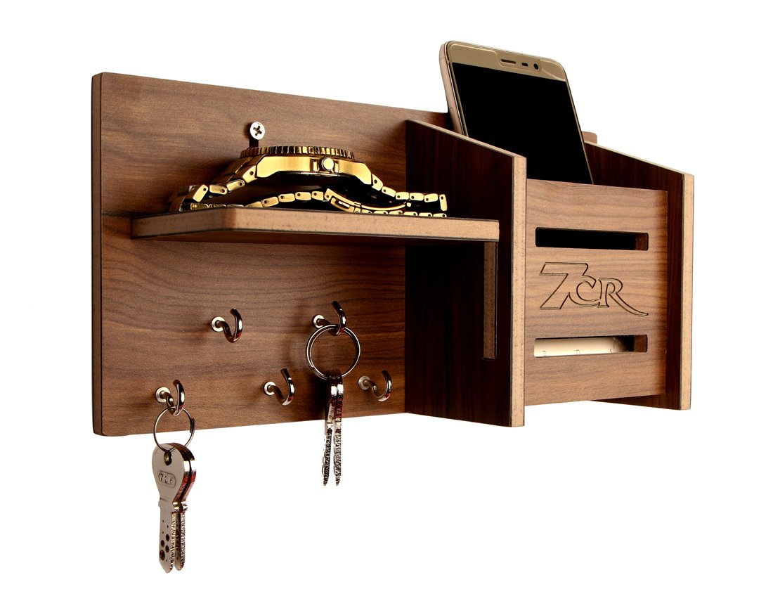 Wooden Key Holder- Very Useful Gift Item