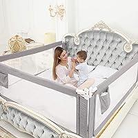 ZEHNHASE Barandilla de La Cama para bebés, Barrera