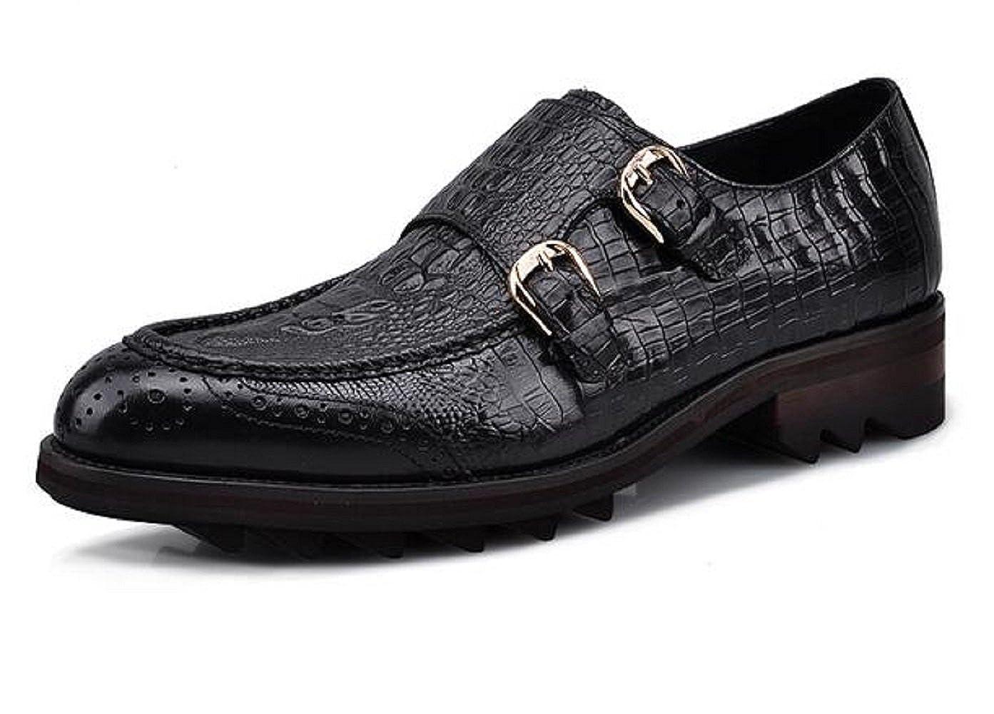 Top4man - Mocasines de Charol para hombre negro negro: Amazon.es: Zapatos y complementos