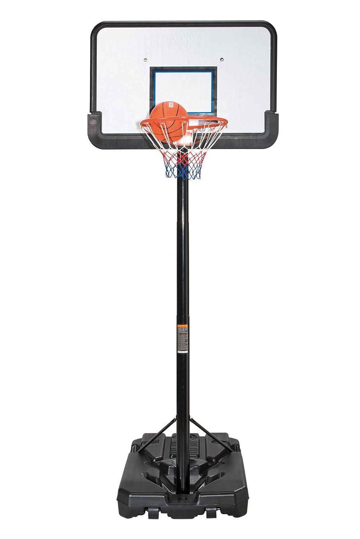 Canasta de baloncesto portátil con soporte, para exterior ...