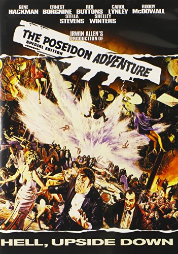 DVD : The Poseidon Adventure (Special Edition, Widescreen, 2 Disc, Sensormatic)