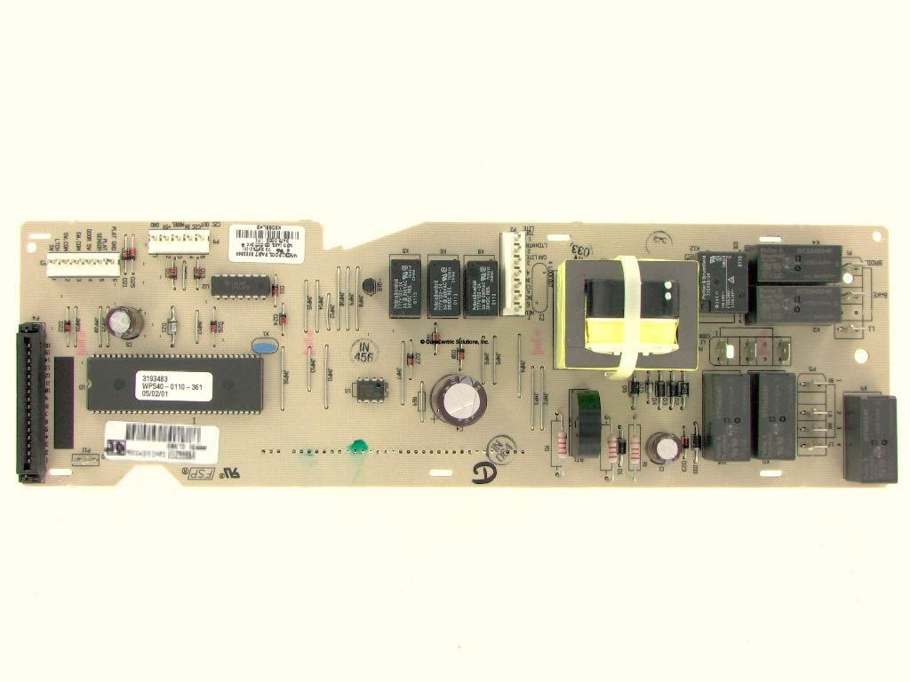 Whirlpool 8523665 / WP8523665 Range Oven Control Board (Renewed)