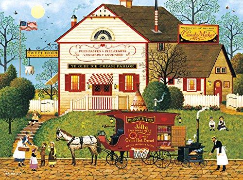 Buffalo Games Charles Wysocki - Sugar and Spice - 1000 Piece Jigsaw Puzzle by Buffalo Games
