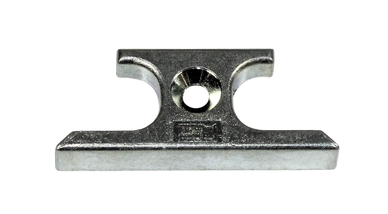 SI Siegenia Aubi Schlie/ßblech Schliessplatte 0804 oder A0804 285244 SN-TEC Montagematerial incl